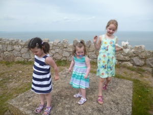 Great Orme girls